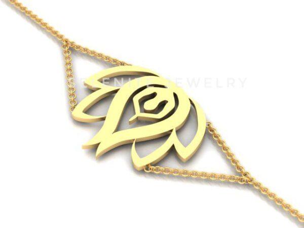 دستبند زنانه لاله
