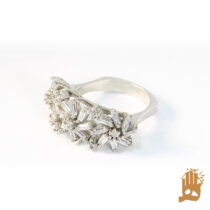 انگشتر جواهری خاص نگین اتمی